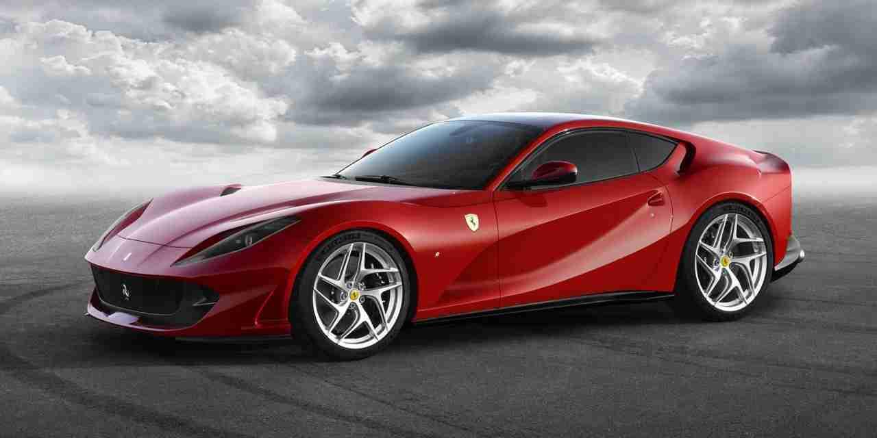 February Hot Car - 2018 Ferrari 812 Superfast