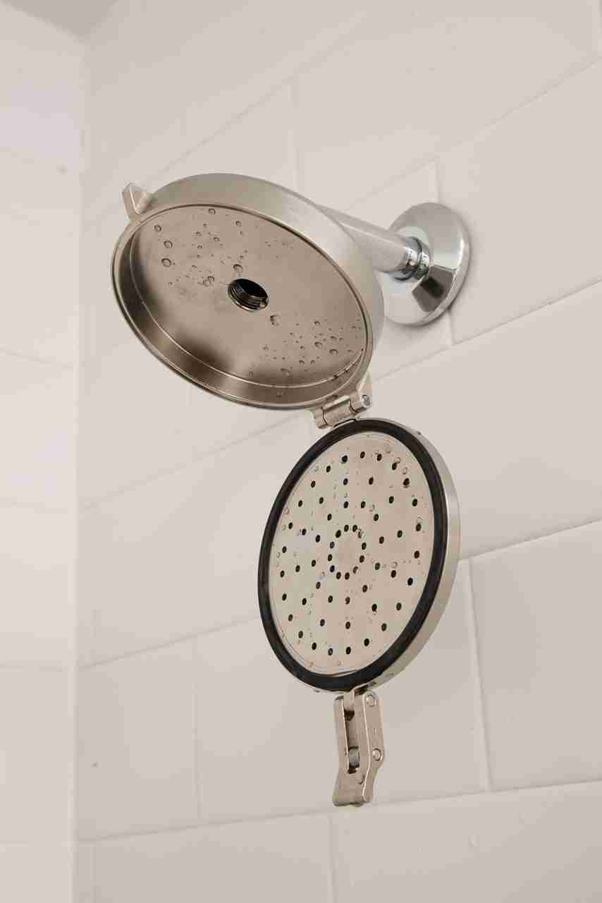 Dirty Little Secret - Your Shower Head Can Cause Shower Sickness