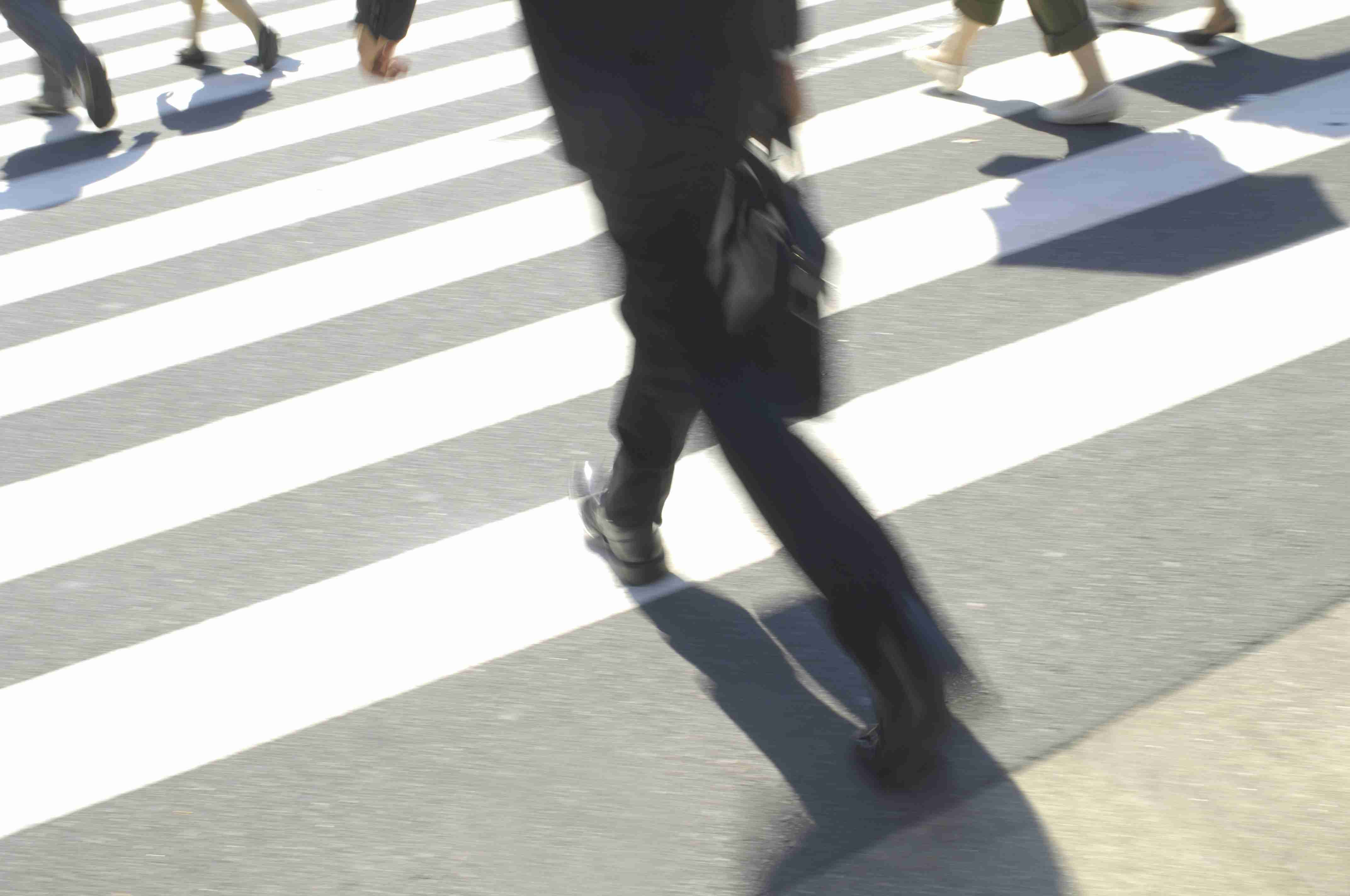 Distracted Walking Edition - Pedestrian Deaths