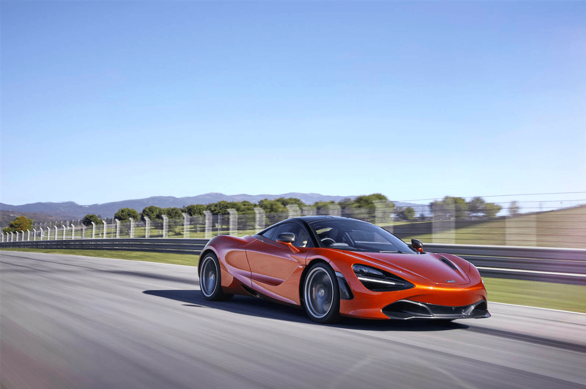 March Hot Car - 2017 McLaren 720S