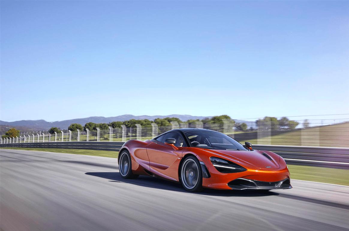 March Hot Car - 2017 McLaren 720S