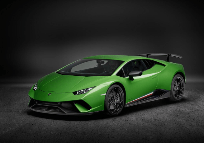 April Hot Car - 2018 Lamborghini Huracan Performante