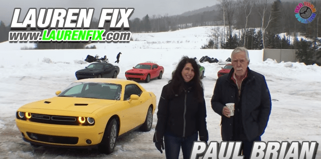 2017 Dodge Challenger GT AWD: His Turn - Her Turn™ Car Review