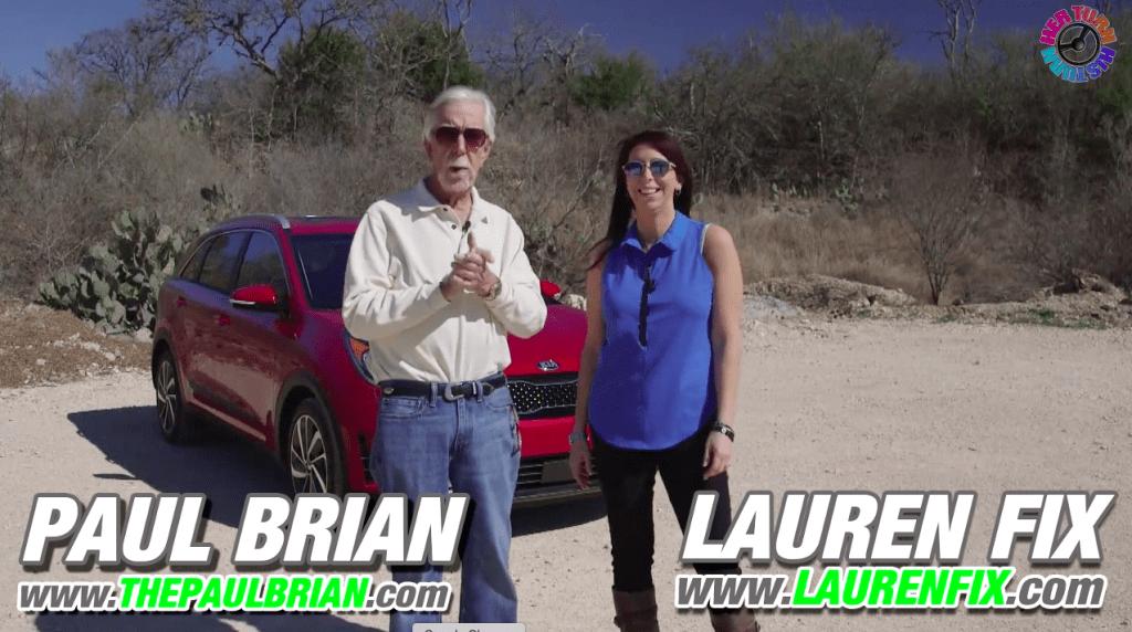 2017 Kia Niro Hybrid - His Turn - Her Turn™ Car Review