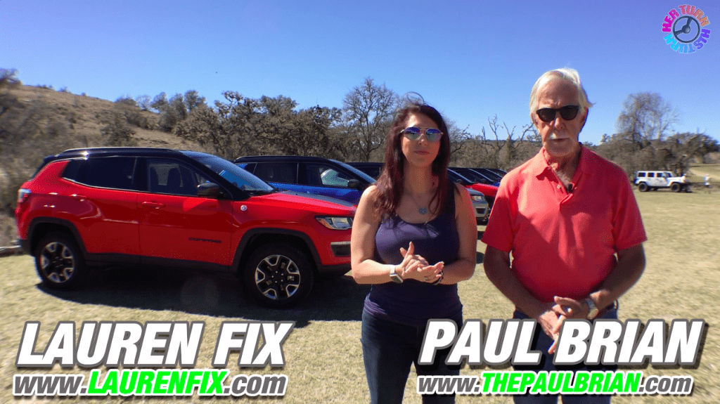 2017 Jeep Compass - His Turn - Her Turn™ Car Review