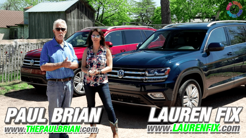 2018 Volkswagen Atlas: His Turn - Her Turn™ Car Review