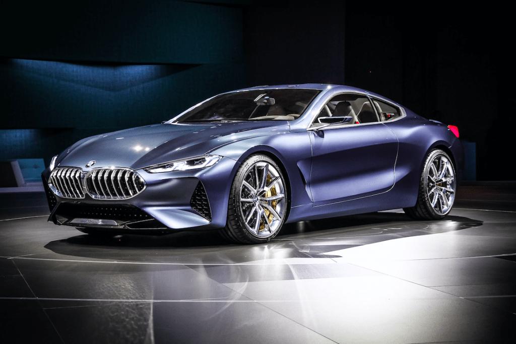 June Hot Car - 2018 BMW 8 Series