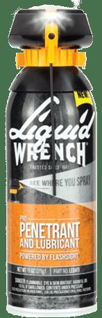 Liquid Wrench Pro Penetrant & Lubricant