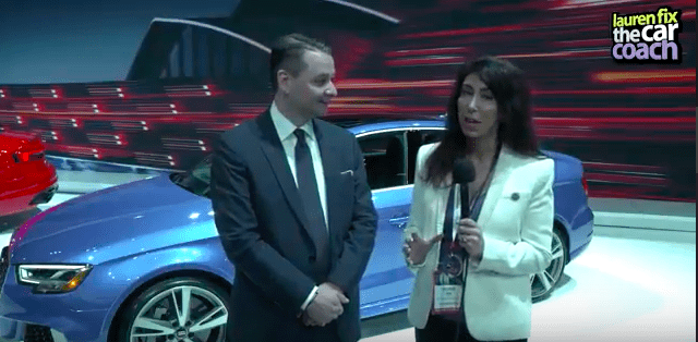 2017 New York International Auto Show with Lauren Fix, The Car Coach®