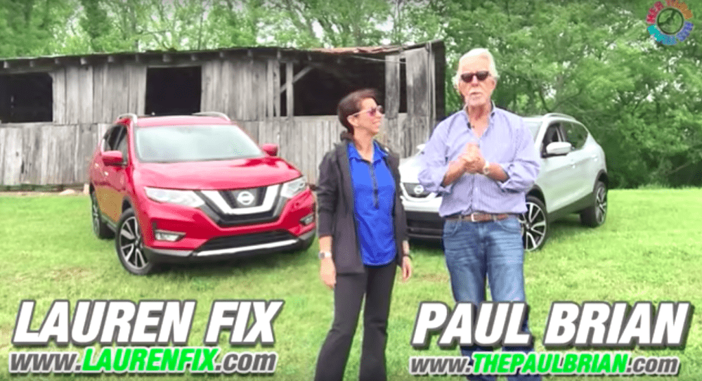 2017 Nissan Rogue Sport: His Turn - Her Turn™ Car Review
