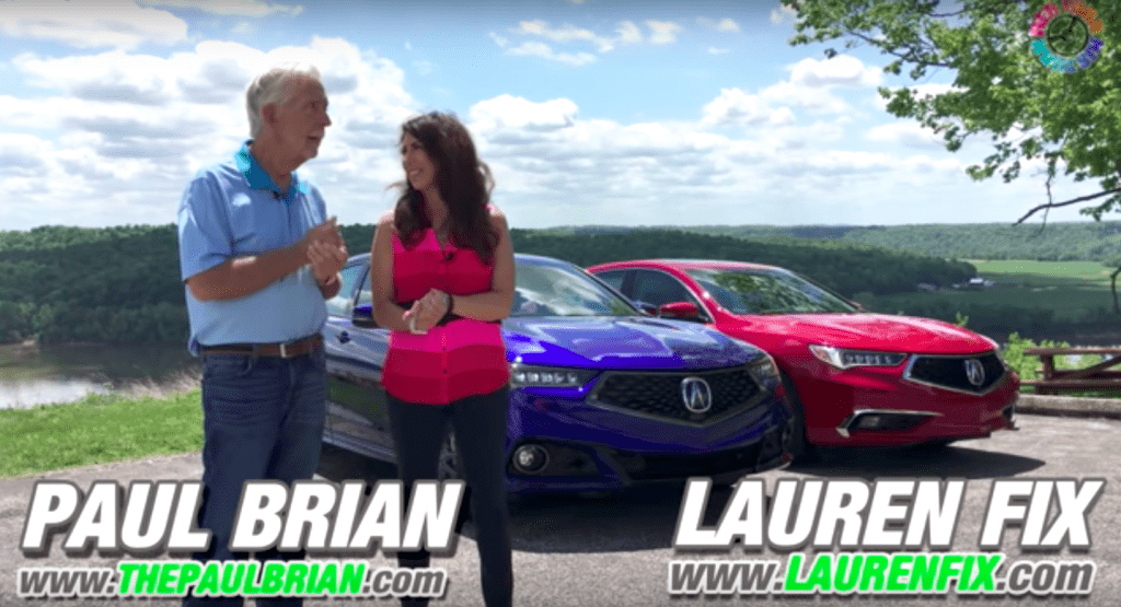 2018 Acura TLX: His Turn - Her Turn™ Car Review