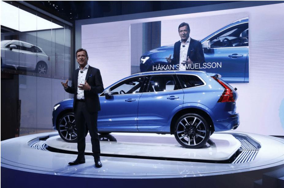 Volvo: Sales Suicide? Edition