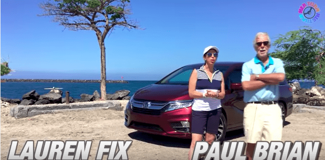 2018 Honda Odyssey: His Turn - Her Turn™ Car Review