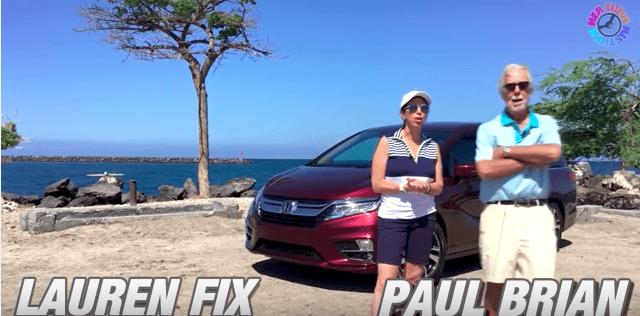 2018 Honda Odyssey: His Turn - Her Turn™ Car Review