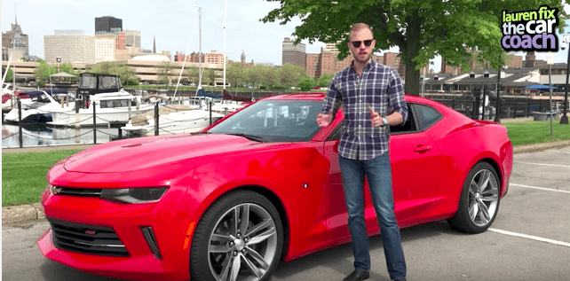 2017 Chevrolet Camaro RS Car Review by Paul Fix III