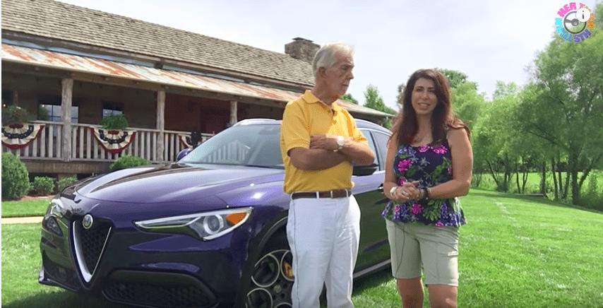 2018 Alfa Romeo Stelvio: His Turn - Her Turn™ Car Review