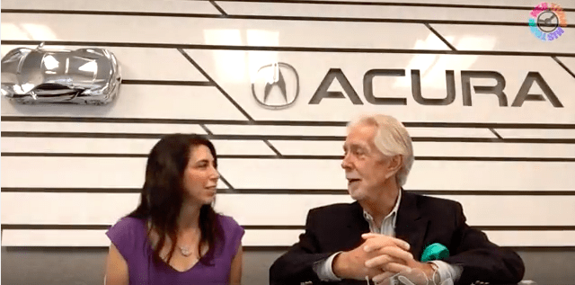 Acura NSX Factory & Honda Heritage Center: His Turn - Her Turn™