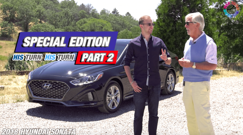 2018 Hyundai Sonata: His Turn - Her Turn™ Car Review