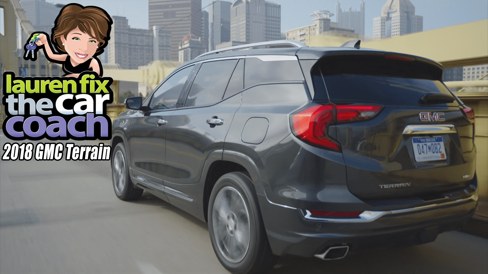 pros cons quarter at view truedelta and gmc slt terrain front