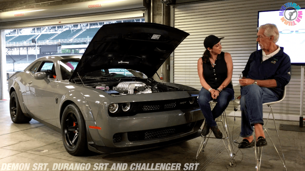 Demons, Durangos and Hellcats - Oh Yes! His Turn - Her Turn™ Car Review