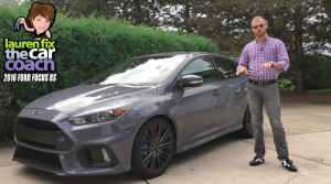 2016 Ford Focus RS Car Review by Paul Fix III