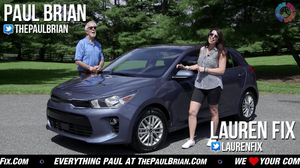 2018 Kia Rio: His Turn - Her Turn™ Car Review