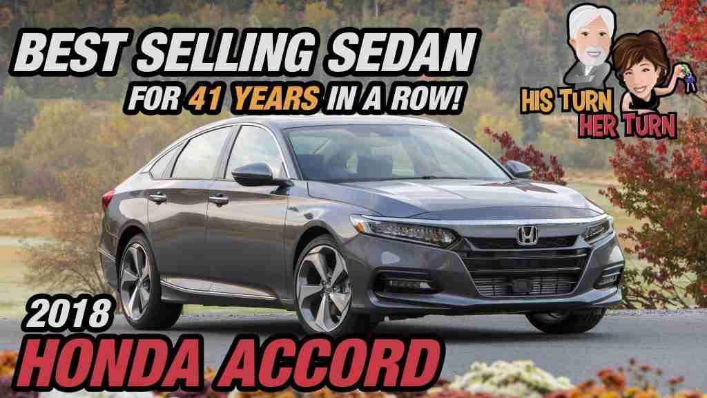 2018 Honda Accord - Best Selling Sedan - Lauren Fix, The Car Coach®