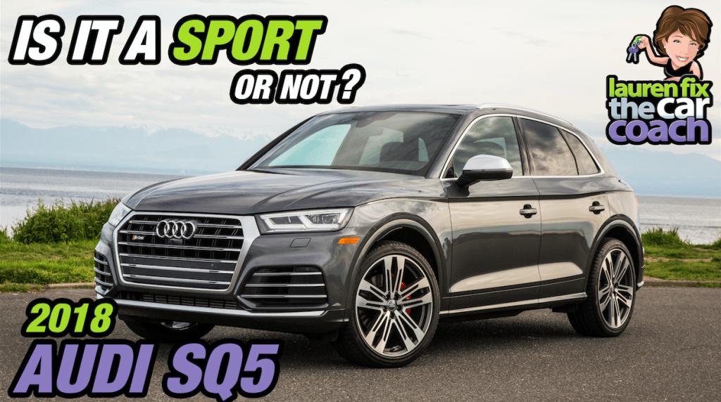 Hot, Compact CUV - 2018 Audi SQ5Hot, Compact CUV - 2018 Audi SQ5