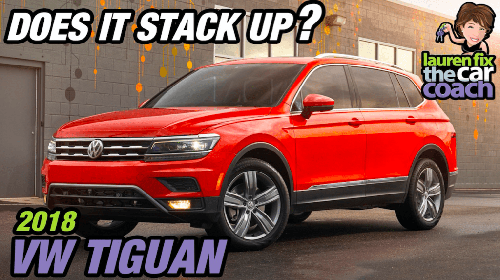 Does It Stack Up? - 2018 Volkswagen Tiguan