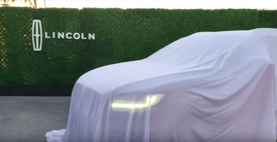 2019 Lincoln Nautilus Reveal — LA Auto Show