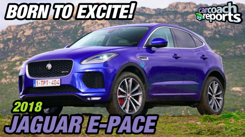 2018 Jaguar E Pace - His Turn-Her Turn™