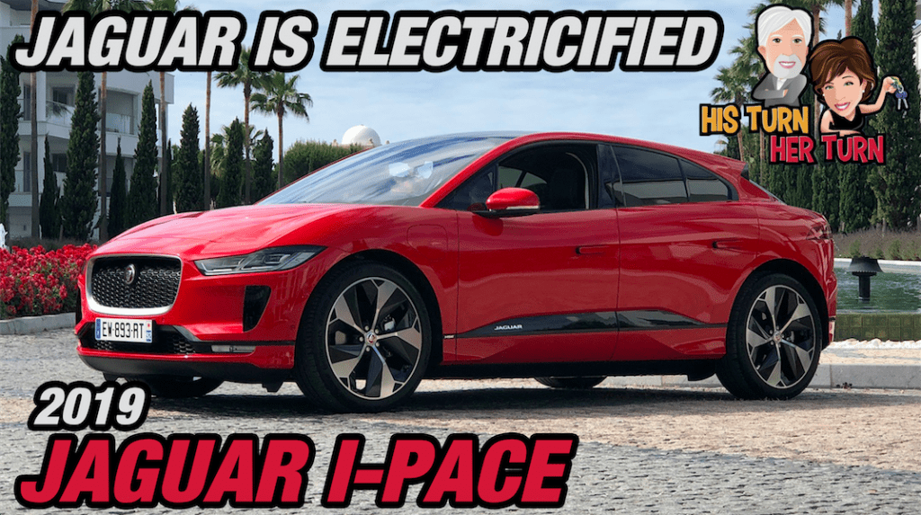 2019 Jaguar I-Pace - Jaguar is Electrified
