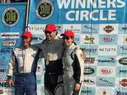 Post race at Watkins Glen