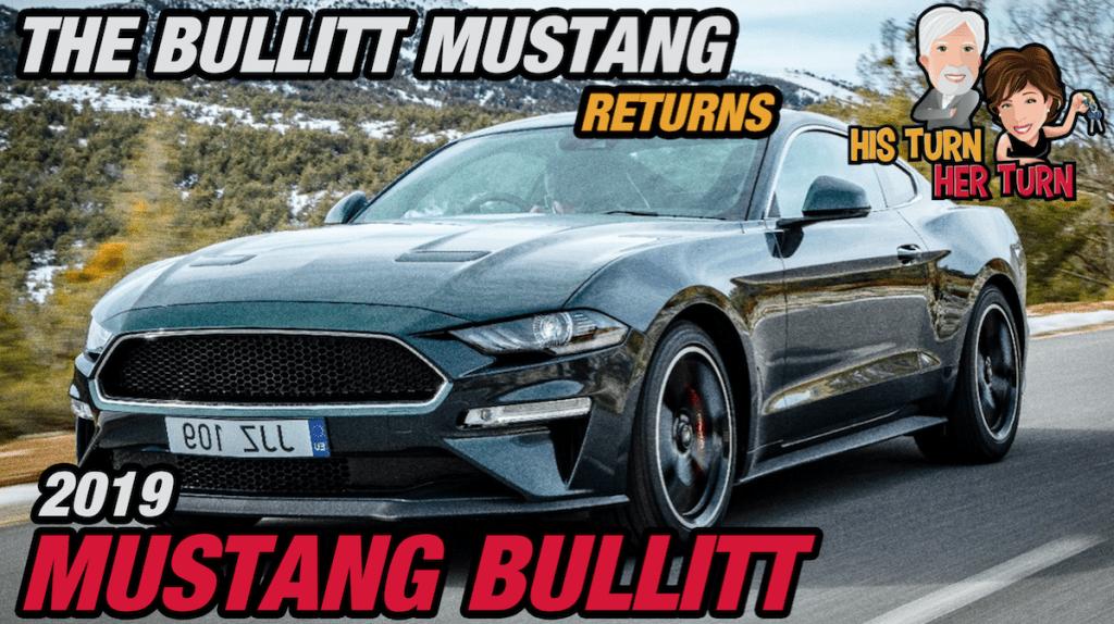 The Bullitt Mustang Returns! 2019 Mustang Bullitt Review