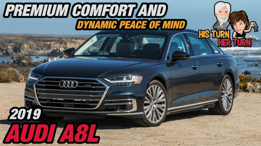 2019 Audi A8L - Premium Comfort and Dynamic Peace of Mind