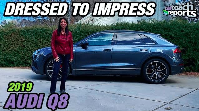 2019 Audi Q8 Dressed to Impress