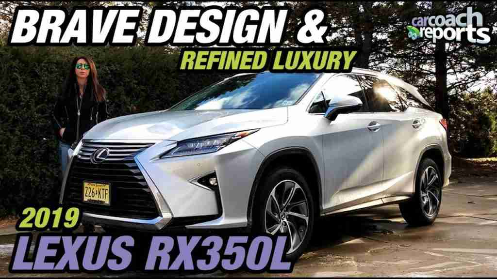 2019 Lexus RC350L car review