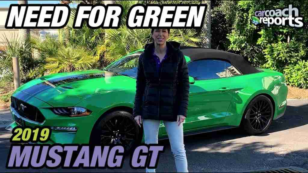 2019 Mustang GT review
