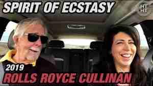 2019 Rolls Royce Cullinan car review