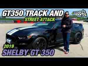 2019 Shelby GT 350 review