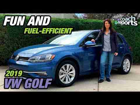 2019 VW Golf review