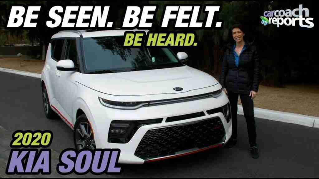 2020 Kia Soul car review