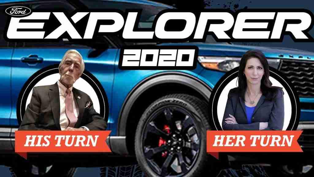 2020 Ford Explorer car reviews