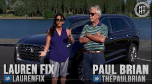 2020 Hyundai Palisade car review