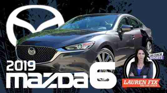 2019 mazda 6 car review car coach reports