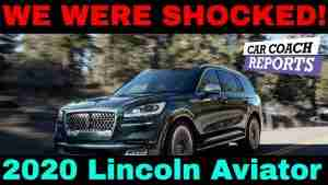 2020 Lincoln Aviator car review
