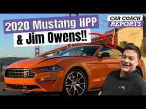 Jim Owens car review test drive Mustang