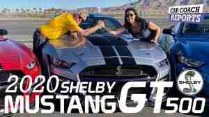 ford mustang shelby 2020 car coach reports