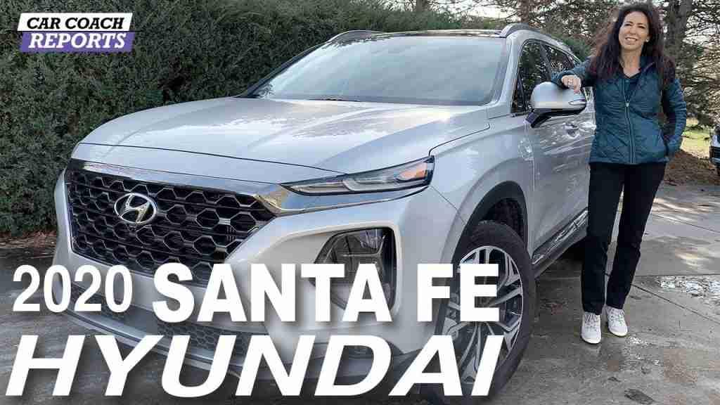 2020 Santa Fe Hyundai