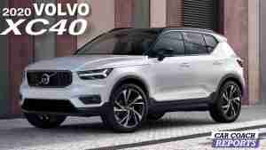 2020 Volvo XC40 car review